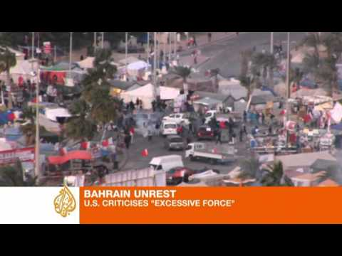 Bahrain violence escalates