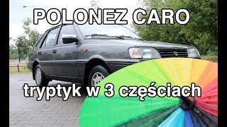 Zomnik Polonez Caro tryptyk w trzech czciach