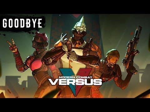 Modern Combat Versus - Прощай (ios) #29