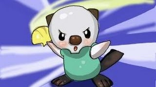 How to draw Oshawott from Pokemon
