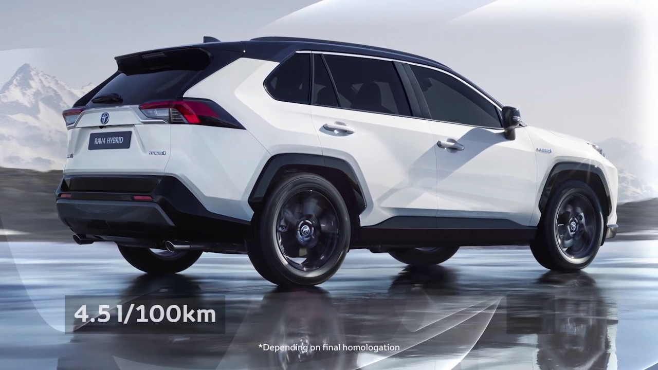 The All New Toyota Rav4 2019 Youtube