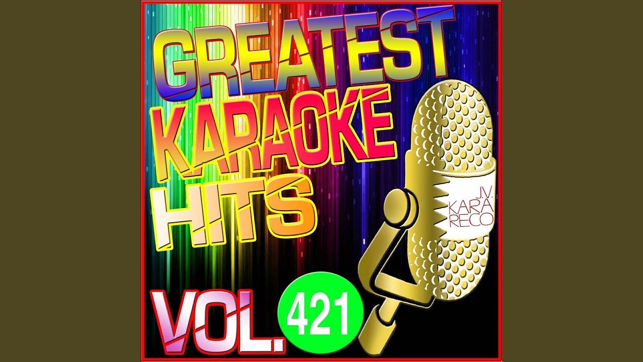 Si Bastasen Un Par De Canciones Karaoke Version Originally Performed By Eros Ramazzotti Youtube