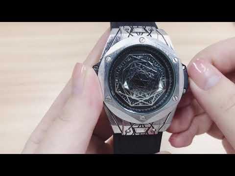 Luxury Brand Quartz  Watches Men
