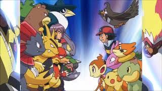 Pokémon Diamond and Pearl OST 01 Diamond & Pearl (Karaoke) - Ending