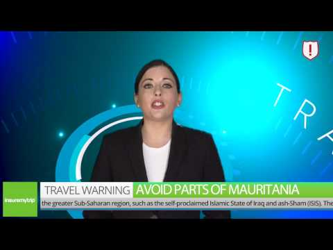 Mauritania Travel Warning