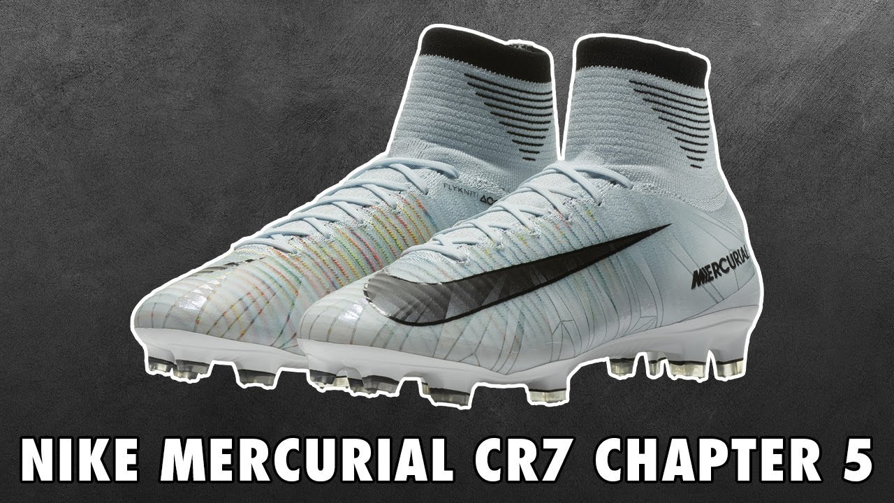 8694cb6a6ae Nike Mercurial CR7 Chapter 5 Released