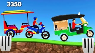 Good uphill tuk tuk: hill climb racing games Alternatives