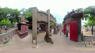 A-Ma temple tour in 360° 媽閣廟面面觀
