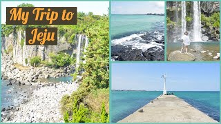 My Trip to Jeju - South Korea | Travel Video Montage