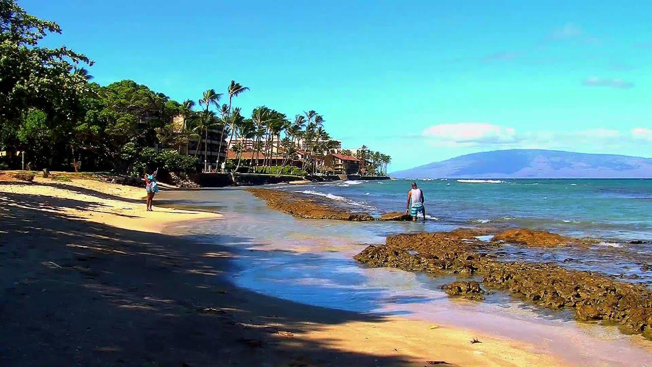 Honokowai Beach Park Maui
