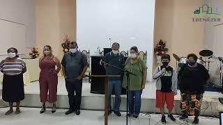 Família Ebenézer: Culto de Oração 27/07/2021