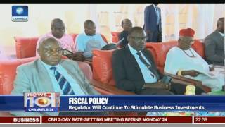 Fiscal Policy: CBN Says Not Ready To Cut Interest Rate