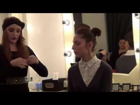 Illamasqua Beauty school Drop in with Clare Lille