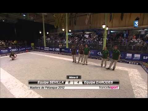 Download Petanque - masters 2012 Demi  finale   Quintais vs Weibel