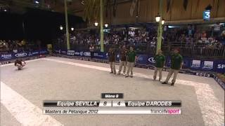 Repeat youtube video Petanque - masters 2012 Demi  finale   Quintais vs Weibel