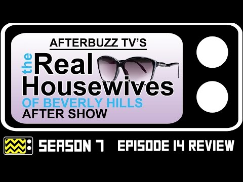 Real Housewives Of Beverly Hills Season 7 Episode 14 Review & After Show | AfterBuzz TV