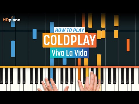 "How To Play ""Viva La Vida"" By Coldplay 
