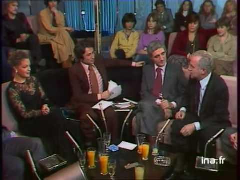 Romy Schneider und Claude Sautet (26.11.1978)