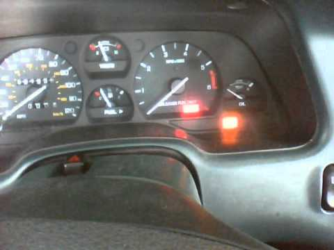 Mercury Cougar Obd Diagnostic Blinks Youtube