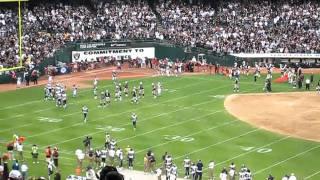 Raiders touchdown