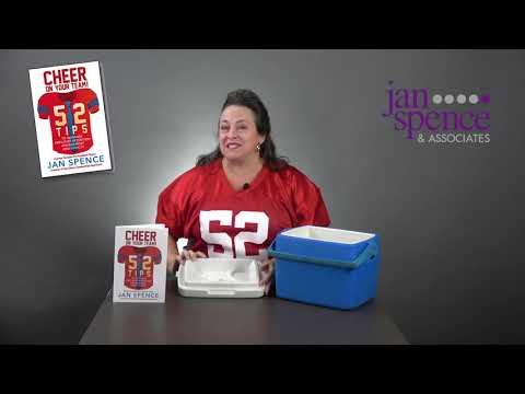 Cheer Leadership Tip 33 - Ice Cream Blitz