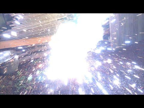 Tin Dioxide Thermite