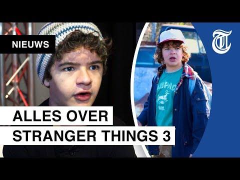 Dustin uit Stranger Things eerlijk over einde