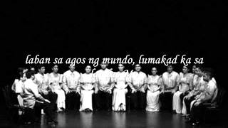 Gambar cover Sa Iyong Mga Yapak - Philippine Madrigal Singers [HD]