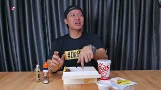 KCHUP MKAN: Texas Chicken Honey Glazed Chipotle