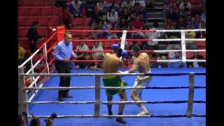 Full Clip bản đẹp Trương Đình Hoàng bảo vệ đai WBA châu Á: Hạ gục võ sĩ Thái Lan