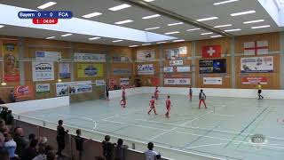 Spiel 14: FC Bayern München - FC Augsburg │U12 Hallenmasters TuS Traunreut 2018