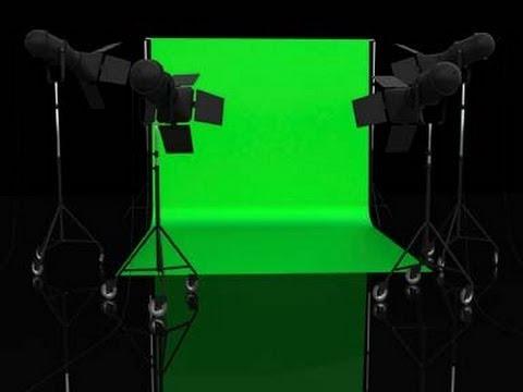 Tutorial - Come Creare - Green Screen In Casa