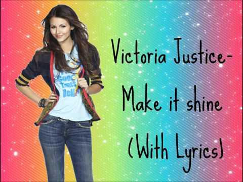 Make it shine/viktoria justice