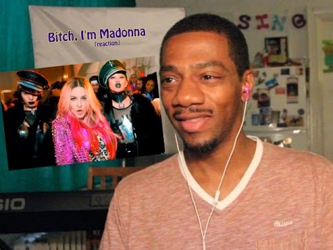 Madonna feat nicki minaj и tch i m madonna клип