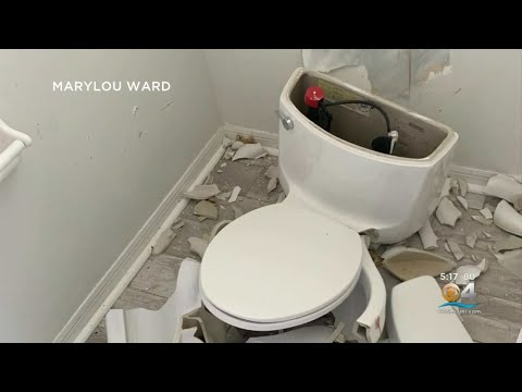 Brody - Lightning Causes Toilet To Explode