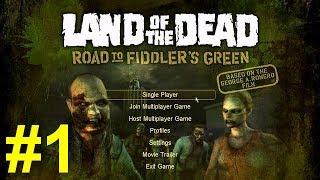Land Of The Dead #1 Gameplay en español PC