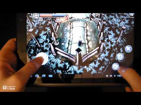 Test Acer Iconia Tab A500 (Android Honeycomb)