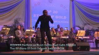 KIBWEE performs as Bunji Garlin - Red Light District