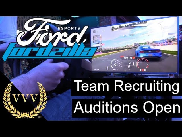 Fordzilla UK Auditions Open & Interview