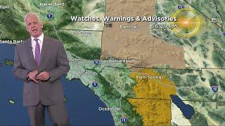 CBSLA  Weather Brief - PM Edition (April 18)