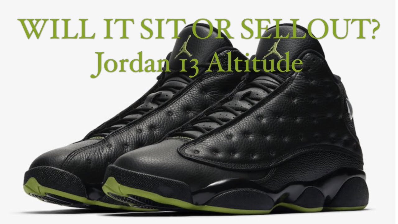 12929dff40e air jordan 13 xiii altitude 2017 retro sneaker honest review