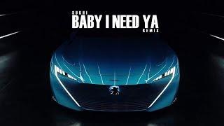 Baby I Need Ya NEW Music Mix vs Peugeot (Creative Chores)