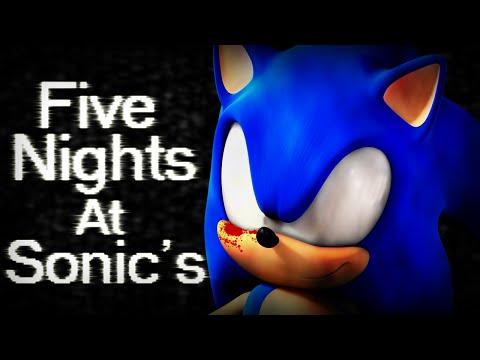 5 nights at sonics games