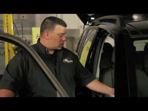 Inspecting and Estimating Seatbelts / Carseat After A Collision