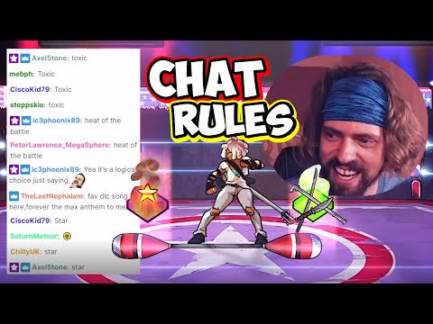 Streets of Rage 4 - Cherry Survival - Chat Rules |