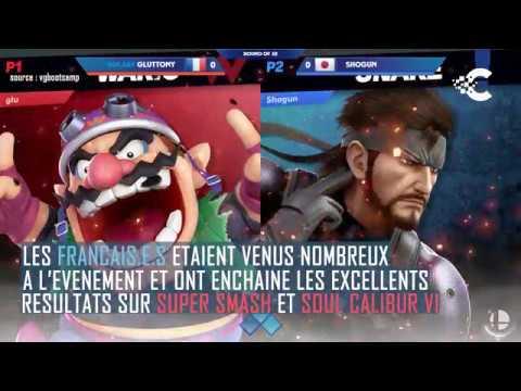 EVO 2019 - Top 3 des français Glutonny et Skyll ! Kayane rentre dans le top 8 !