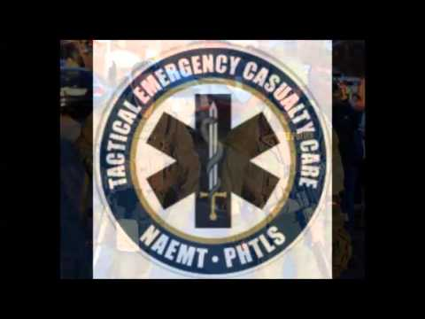Tactical Medical Programs offered by NAEMT