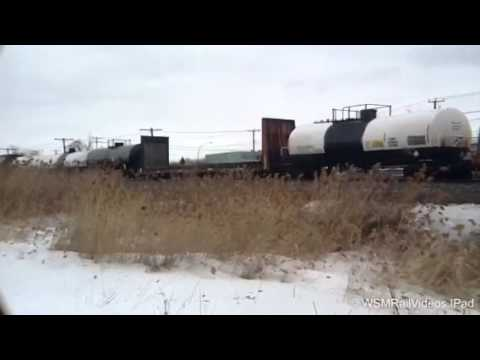 WSMRailVideo.CN Freight Daily.