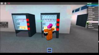 Playing'n roblox prison life!