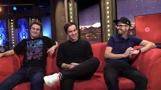 Otázky - Jaroslav Beck, Ján Ilavský a Vladimír Hrinčár - Show Jana Krause 22. 1. 2020
